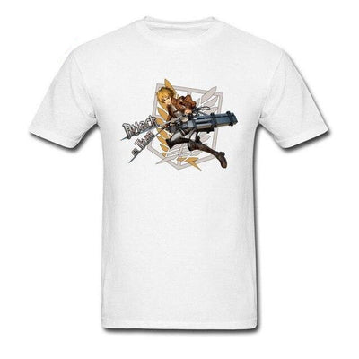 Attack on Titan Armin T-Shirt - Kurama Anime Stuff