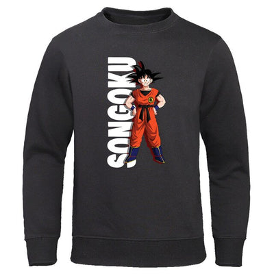 Dragon Ball Goku Sweater - Kurama Anime Stuff