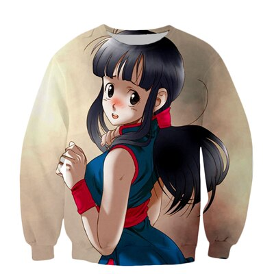Dragon Ball Z Chi-Chi Sweater - Kurama Anime Stuff