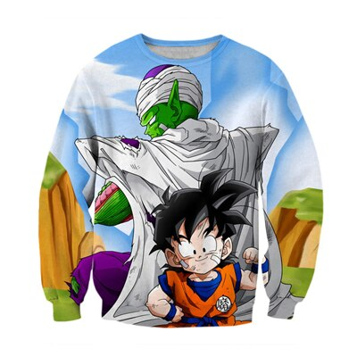 Piccolo Sweater - Kurama Anime Stuff
