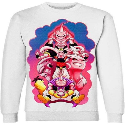 Buu Sweatshirt - Kurama Anime Stuff