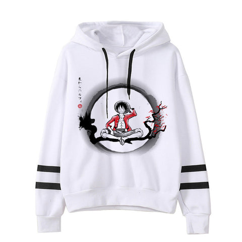 One Piece Luffy Hoodie Jacket