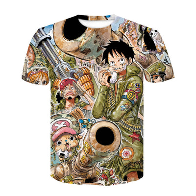 Straw Hat Crew T-Shirt