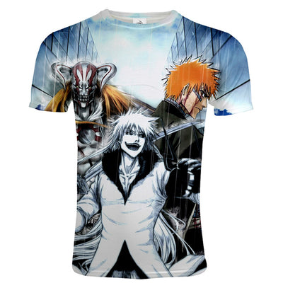 Bleach Anime Manga T-Shirt