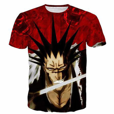 Bleach Kenpachi Shirt