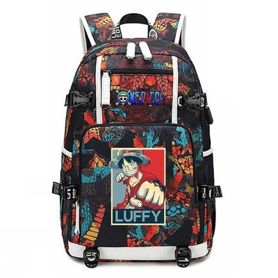 Straw Hat Luffy Backpack