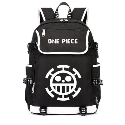 One Piece Heart Pirates Backpack