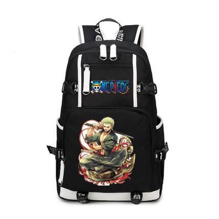 Anime Roronoa Zoro Backpack