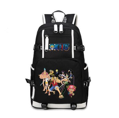 Straw Hats Backpack