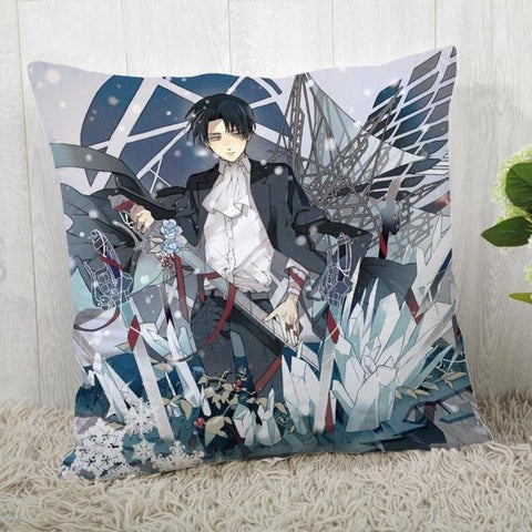 Attack on Titan Captain Levi Pillow