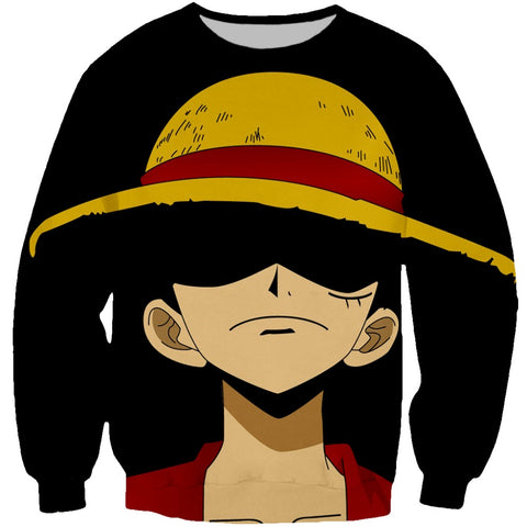 One Piece Luffy Sweater