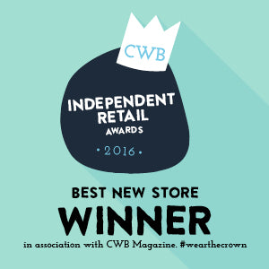 Our Kid Wins Best New Store in CWB Independent Retail Awards