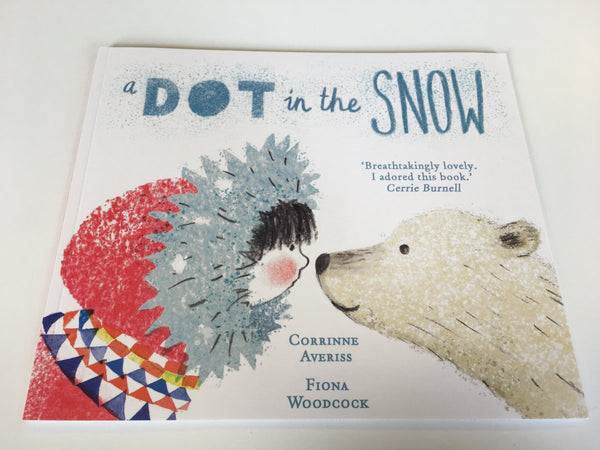 Author Reading of A Dot In the Snow at Our Kid