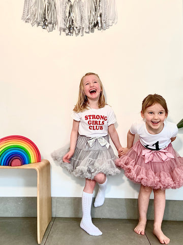 Little Sister Tutus at Our Kid