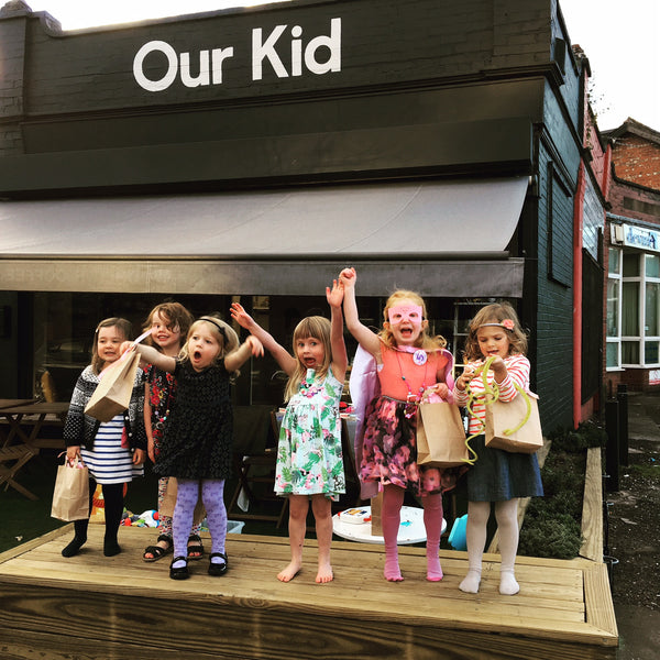 Our Kid Voted One of Manchester's Most Family Friendly Cafes