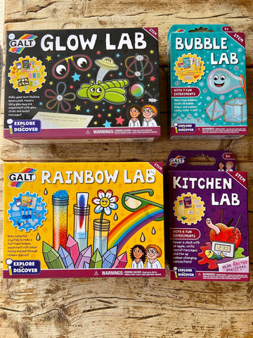Our Kid STEM activity sets that link to the curriculum