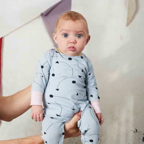 Buy Calder Sleepsuit by The Bright Company at Our Kid, Manchester