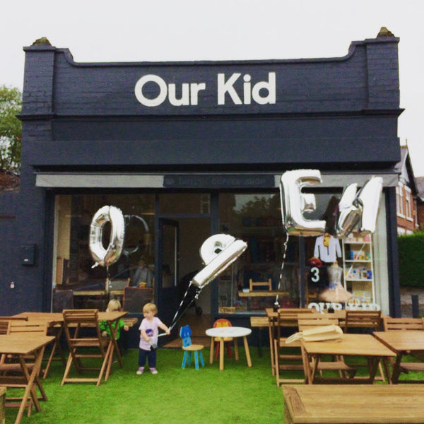 Our Kid is now open on Mondays 9-4:30pm