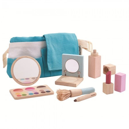 PLAN TOYS - Wooden Make Up Set