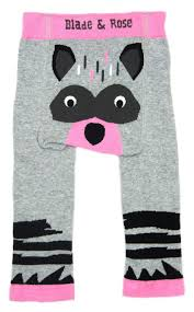 BLADE & ROSE - Baby Racoon Trouser Leggings