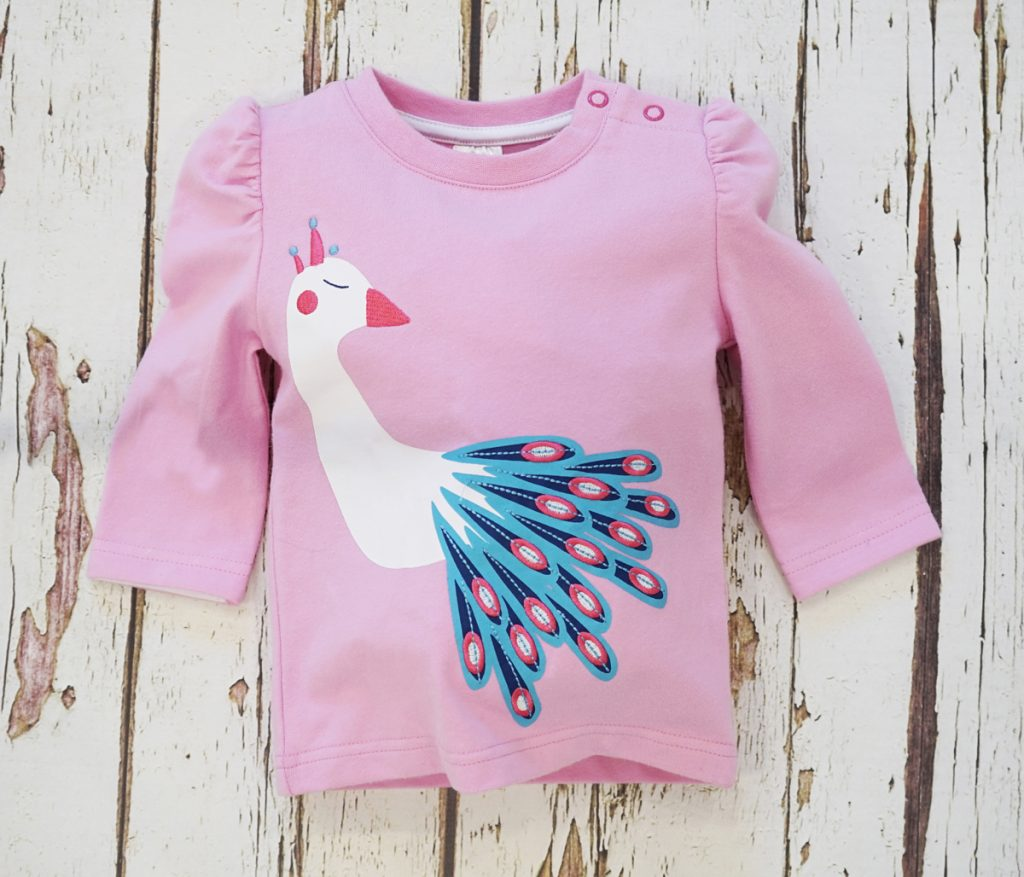 BLADE & ROSE - Baby Peacock Top