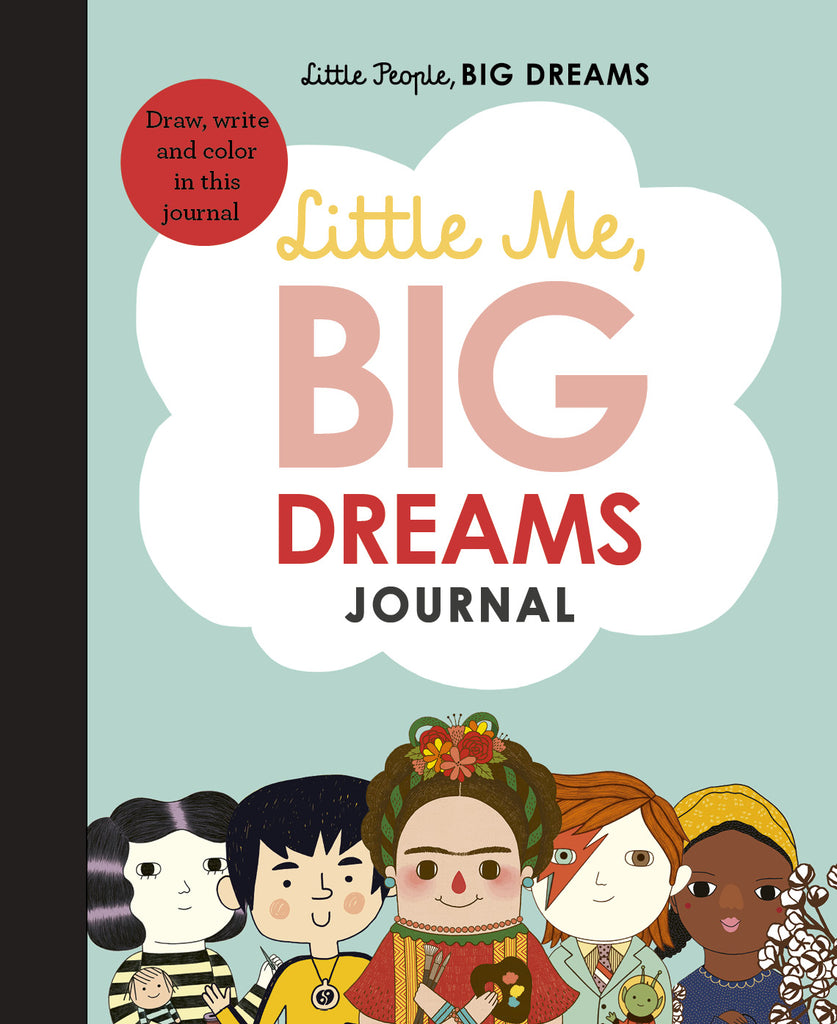 Little People Big Dreams Journal