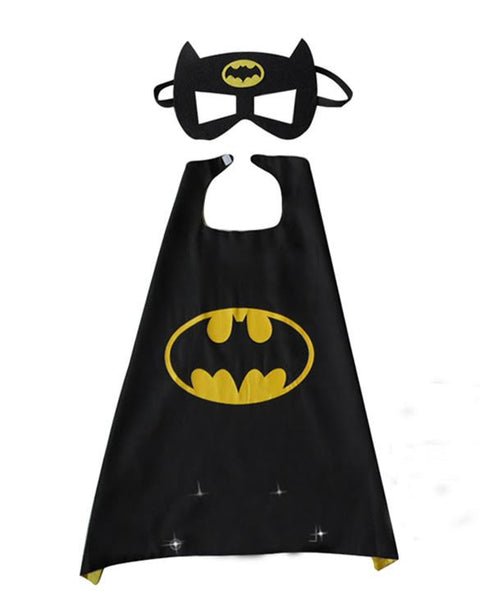 Superhero Cape and Mask -Batman