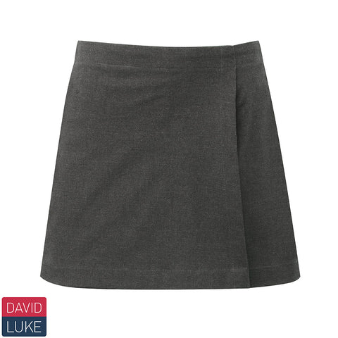 David Luke - Girls Skort – Grey