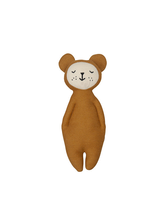 FABELAB - SOFT RATTLE - BEAR
