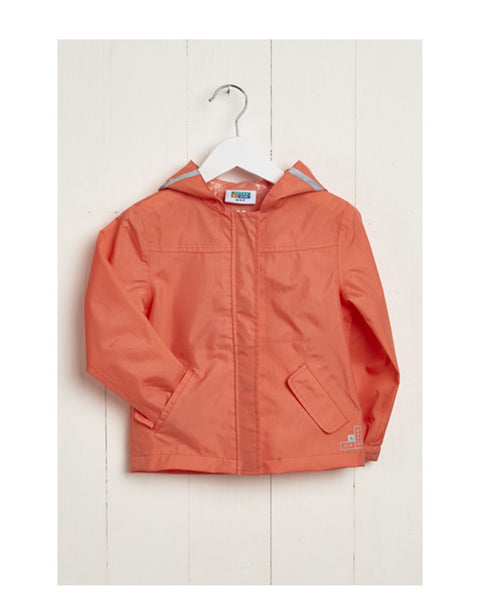 GRASS & AIR - Kids Girls Rain Cheater Coral
