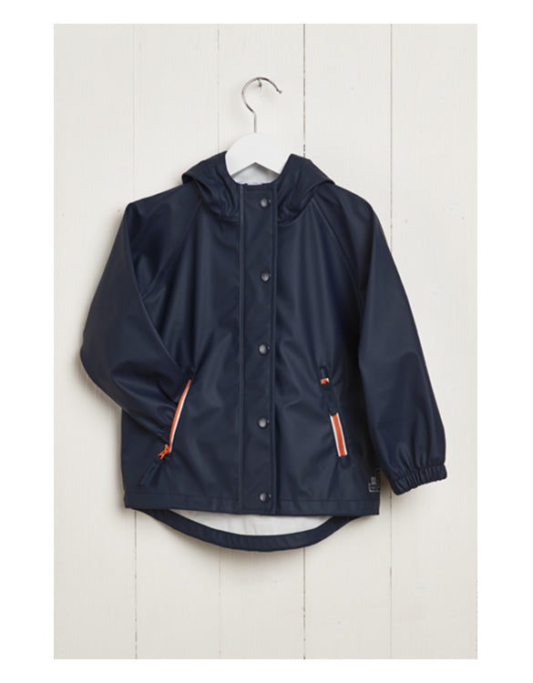 GRASS & AIR - Kids Boys Rainster Navy
