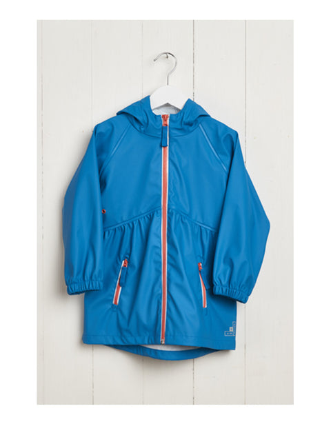 GRASS & AIR - Kids Girls Rainster Turquoise