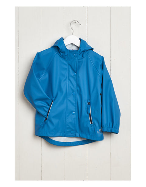 GRASS & AIR - Kids Boys Rainster Turquoise