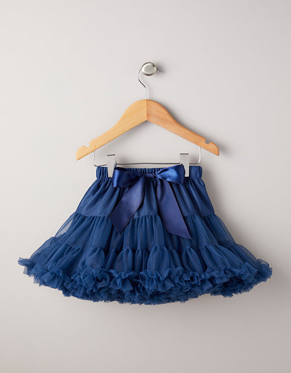 Navy Blue Tutu - Little Sister