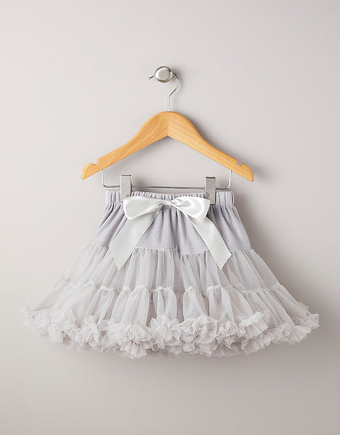Pale Grey Tutu - Little Sister