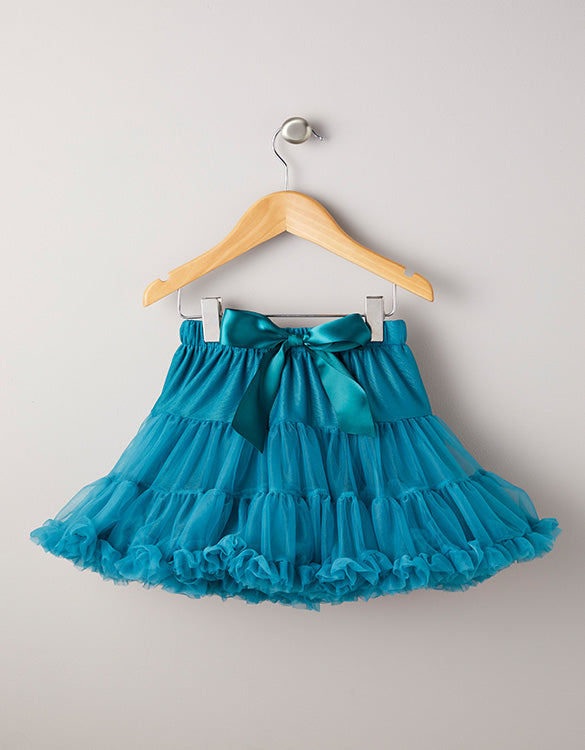 LITTLE SISTER - Teal Tutu