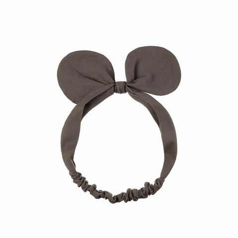 MIMI & LULA - Minnie Bow Bando Grey
