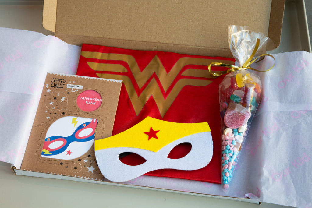 Our Kid Gift Box - Super Kid