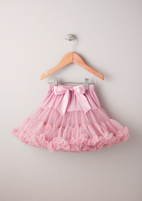 Rose Pink Tutu - Little Sister