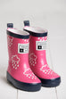 GRASS & AIR - Infant Colour Changing Wellies Pink