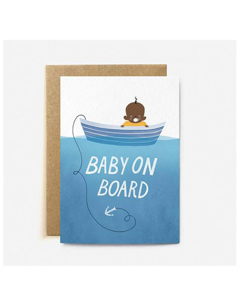 The Cardy Club: Baby on Board