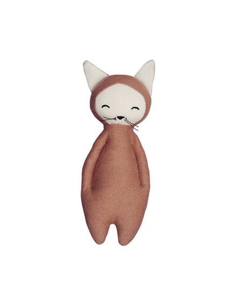 FABELAB - SOFT RATTLE - FOX