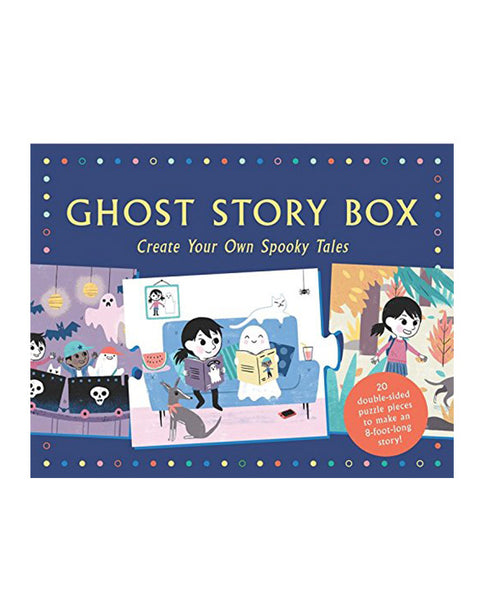 Magma - Ghost Story Box