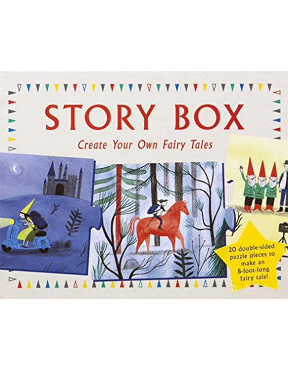 Magma - Story Box: Create Your Own Fairy Tales