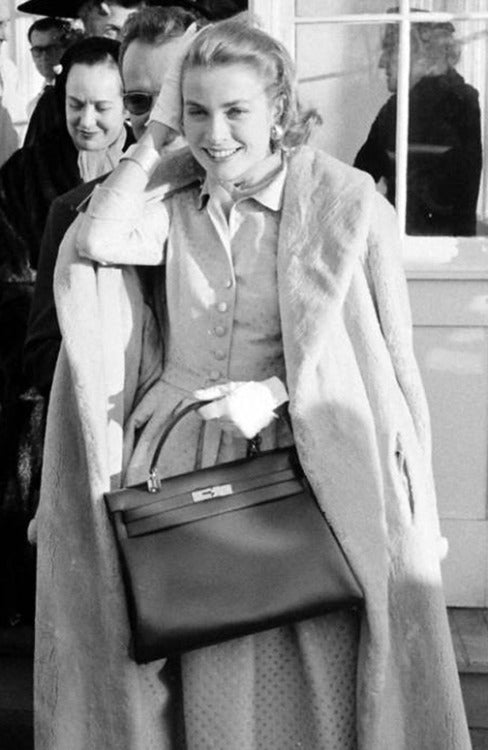 Grace Kelly Sac Hermes
