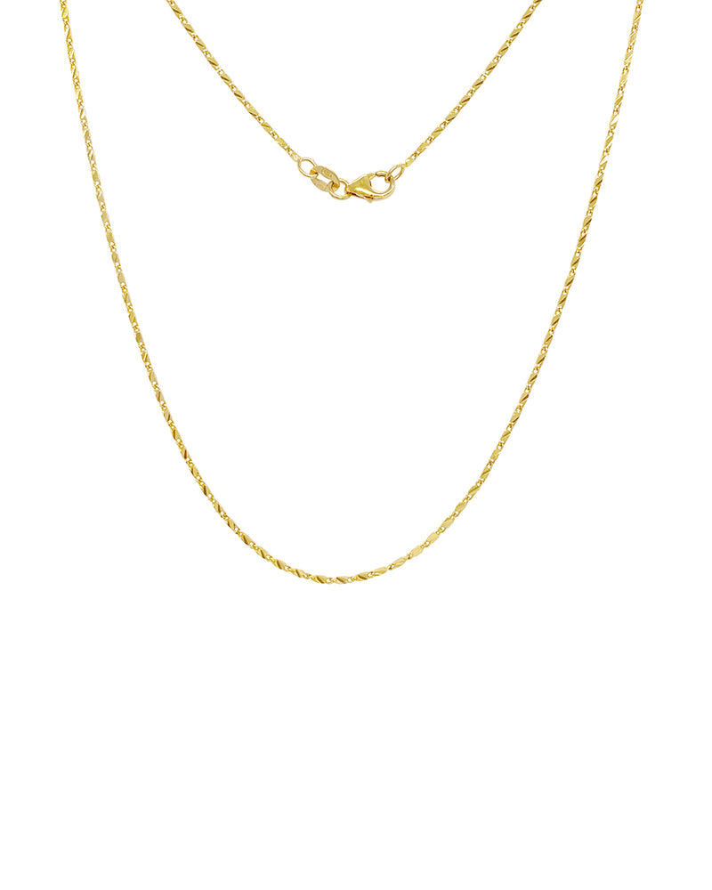 Some Like it Hot Chain Necklace