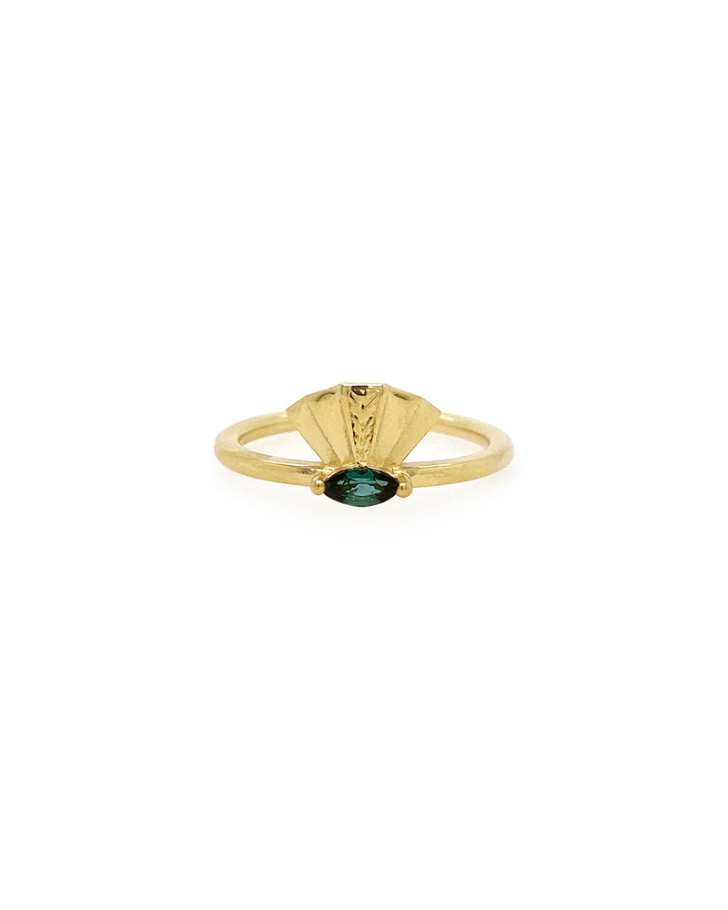 The Taylor Ring - Tourmaline