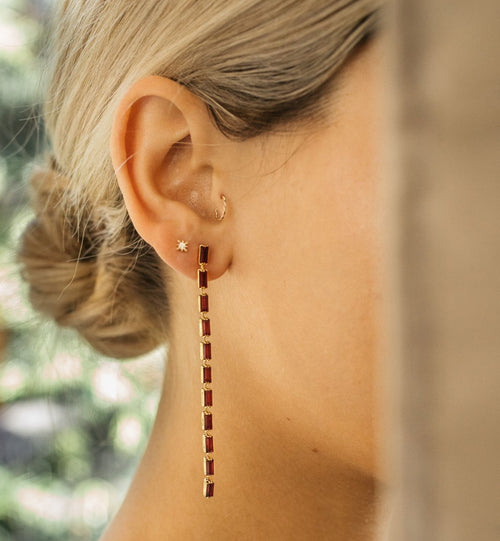Darling Duster Earrings