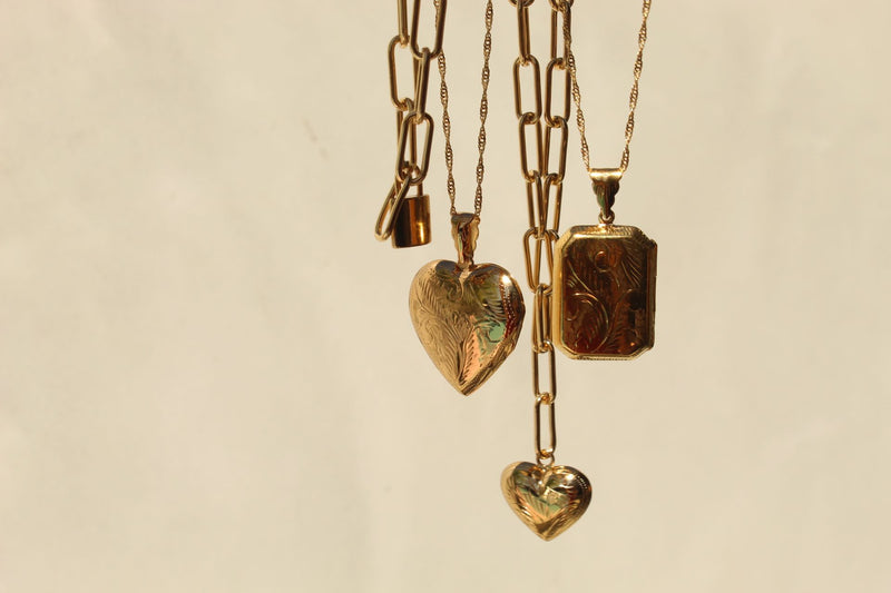 Lee Locket Necklace