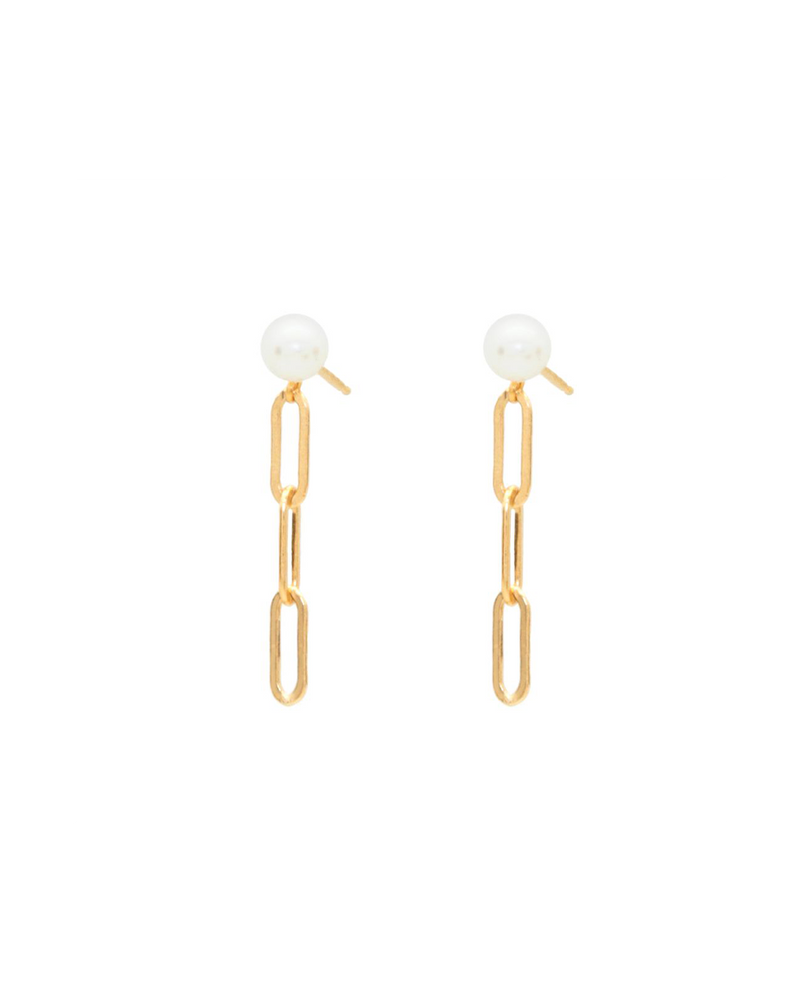Provocateur Chain Earrings